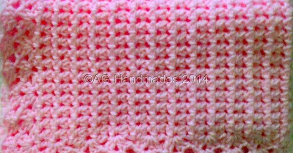 Crochet Stitches Mesh : Pinterest ? The world?s catalog of ideas