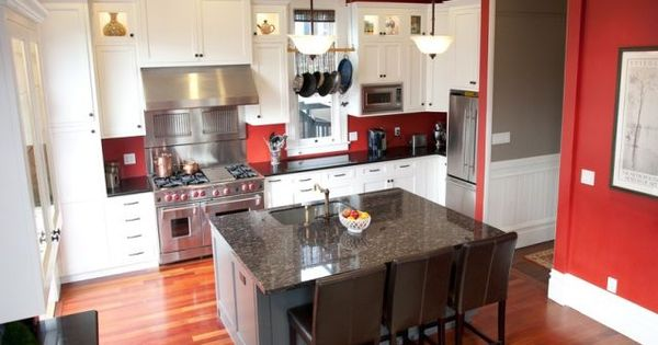 15 Refreshing Kitchen Color Ideas For A Not-So-Boring