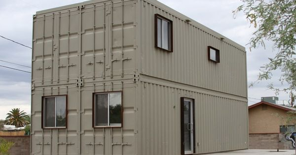 Metal shipping container homes containerliving see more great eco friendly home designs at - Pros and cons of shipping container homes ...