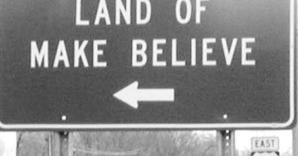 Land of Make Believe Hope, NJ (one of my favorite places as