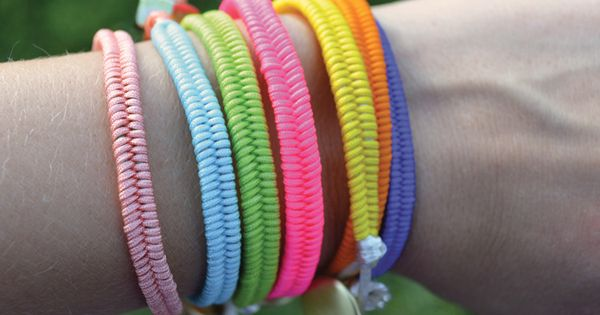 diy crafts | DIY} Fishtail Bracelet - Typical House Cat http://typicalhousecat.com ...