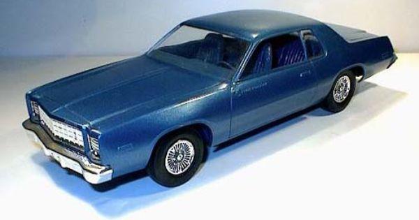 1975 Plymouth Road Runner 2 Door Ht Promo Model Car Model Scale Models Cars Diecast Cars