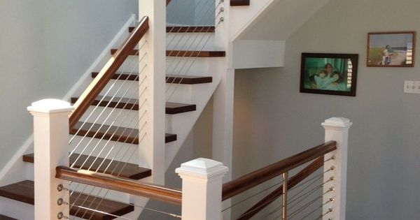 Inexpensive Stair Railing To Code Google Search Dream