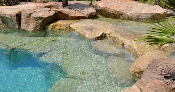Diy Natural Swimming Pool Design Ideas For Home Outdoor