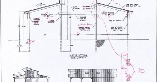Monitor Barn Plans Google Search Pole Barns
