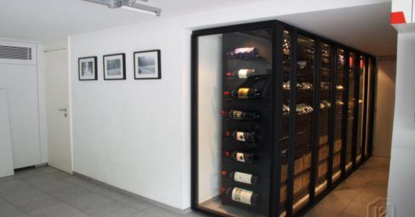 armoire vin m tallique au garage anvers 2011 cave vin pinterest anvers metallique. Black Bedroom Furniture Sets. Home Design Ideas