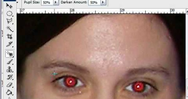 Remove red eye lightroom