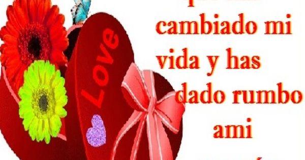 Versos Corazones Con Poemas Con Flores Poemas De Amor Frases Bonitas De Amor Ositos De Amor