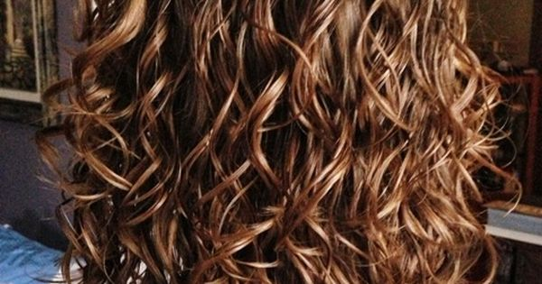 Scrunched Curls Hair Pinterest Hair Style Perms And