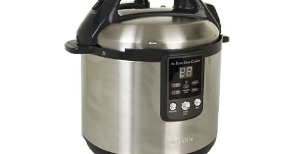 Breville Bpr600xl The Fast Slow Cooker Cheese Dip Fast And Slow Dip Recipes
