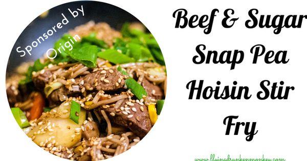 Sugar snap peas, Snap peas and Stir fry on Pinterest