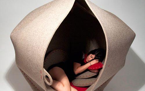 Hush Pod- nap time!