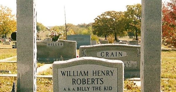 Billy the Kid from Hico, Tx, grave in Hamilton, Tx ...