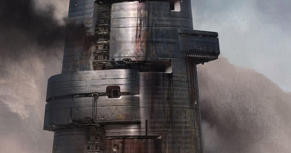 concept art for Cowboys and Aliens by James Clyne | Art I ...  Cowboys And Aliens Alien Ship