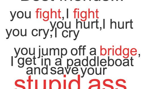 #Best Friendship Quotes | Top most beautiful Best Friend