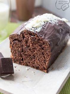 Schokoladen Buttermilch Kuchen Aus Der Kastenform Buttermilchkuchen Kuchen Und Torten Buttermilch Schokoladenkuchen