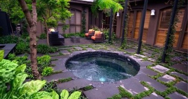 The 30 Coolest Hot Tubs Hot Tub Garden Jacuzzi Outdoor Hot Tub Backyard