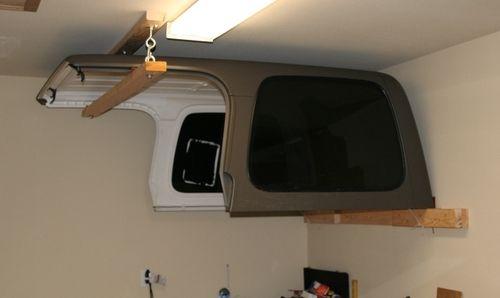 Diy G Hetto Hardtop Storage Rubicon Owners Forum Jeep Hardtop