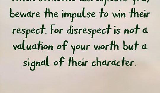 The Danger of Disrespect, Bullying, Harassment and the Bottom Line