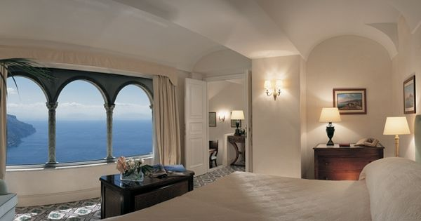 The Best View From A Hotel Room On The Amalfi Coast Luxury
