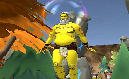 لعبة مغامرات أكوا مان في اعماق البحار Adventure Aqua Man Deep In Sea Zelda Characters Character Skeletor
