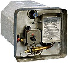 Cleaning The Rv Water Heater Tank With Vinegar Tip Rv Water Heater Water Heater Hot Water Heater