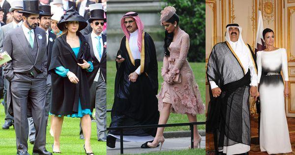 saudia arabia women's fashion | Western Culture on Arab ...