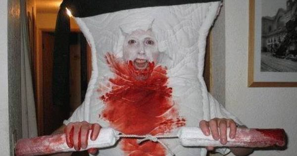 Maxi Pad Halloween Costume