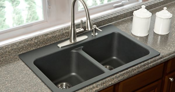 Granite composite kitchen sinks 3 39 home sweet home - Granite composite bathroom sinks ...