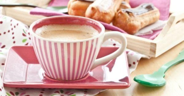 كيفية تحضير القهوة الفرنسية Recipe Food Tableware Desserts