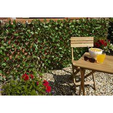 Expanding Artificial Leaf Trellis 2m X 1m Garden Fence Panels