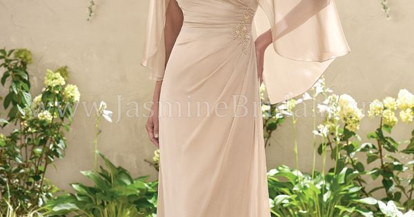 Flattering Mother Of The Bride Dresses: Jade Tiffany Chiffon With