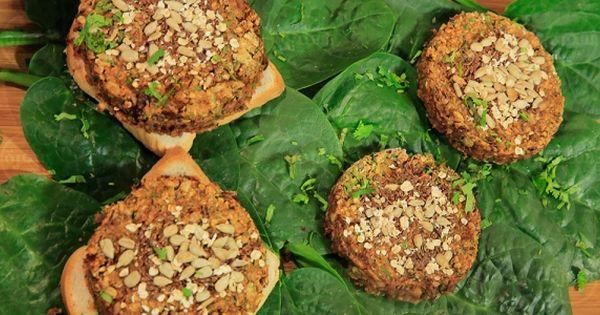 Cbc Sofra طريقة تحضير برجر نباتي اميرة شنب Recipe Vegetarian Burger Salmon Burgers Burger