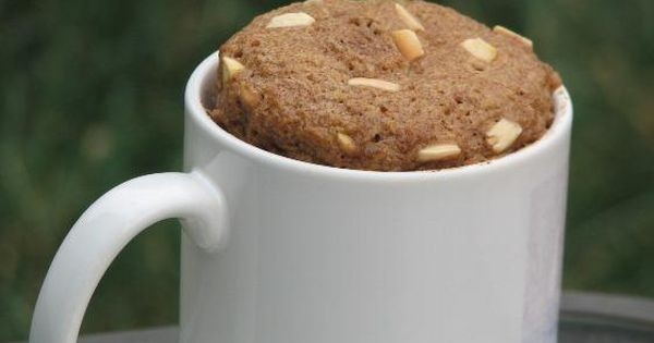 One Minute Flax Muffin - Low Carb Recipe - Food.com - Ideas: