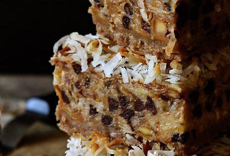 Pumpkin Magic Bars Recipe ~ beyond yummy... delicious!