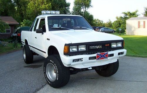 Buy Used Classic Vintage 1986 Nissan 4x4 720 4 Wheel Drive Pickup