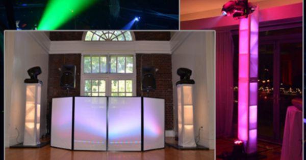 Wedding Reception Lighting Dance Floor And Effects Lighting Wedding Reception Lighting Dj Lighting Wedding Reception
