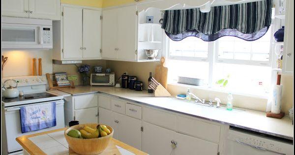 blue and yellow kitchen kitchen ideas pinterest yellow kitchens