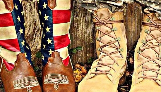 america boots, soldier boots