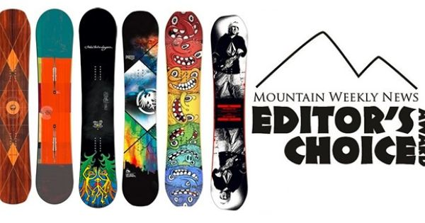 10 Best Snowboards Of 2021 Mountain Weekly News Best Snowboards Snowboarding Snowboard Design