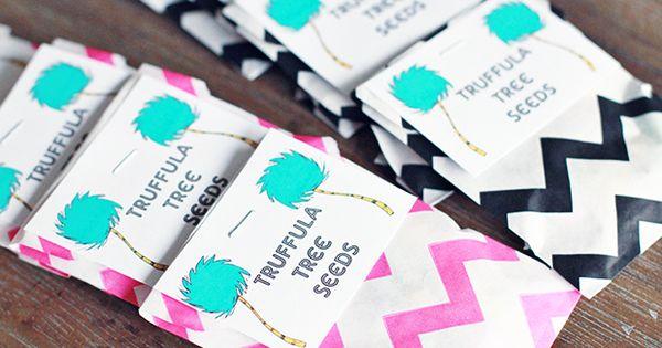 image about Truffula Seeds Printable known as 100+ Truffula Tree Template Printable yasminroohi