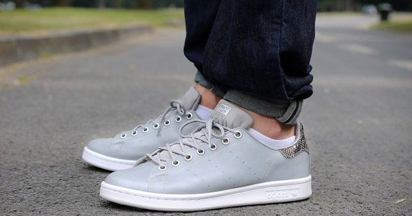 Adidas Stan Smith Reflective Silver