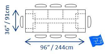 Dining Table Size Dining Table Sizes Dining Table Dimensions