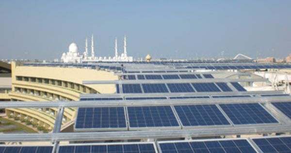 Solar Panel Installation Energy And Power Production System Projects In Uae Solar Solar Panel Installation Roof Solar Panel