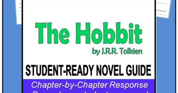 literary response to the hobbit The hobbit: theme analysis, free study guides and book notes including comprehensive chapter analysis, complete summary analysis, author biography information.