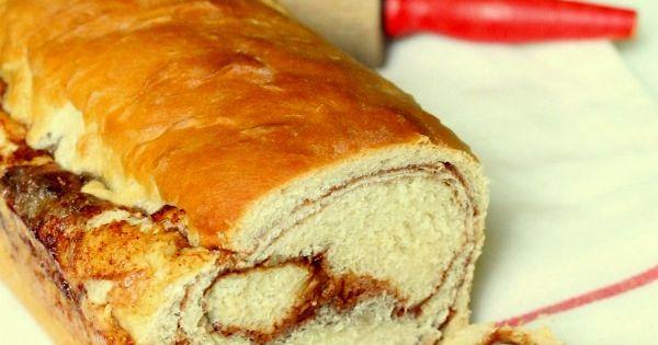 Cinnamon Bread dessert
