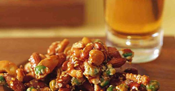 Spicy Asian Brittle | Recipe | Spicy, Martha Stewart and Coconut Oil