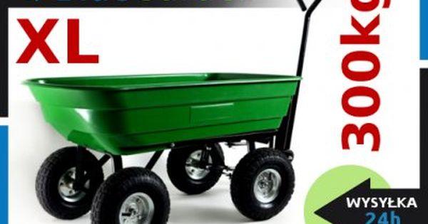 Taczka Wozek Ogrodowy Transportowy Wywrotka 6188477798 Oficjalne Archiwum Allegro Wheelbarrow Garden Tools Garden Plots