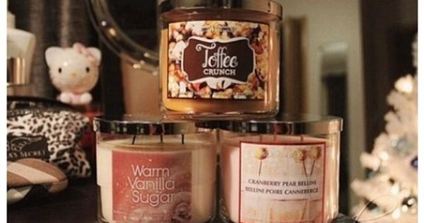 Food Candles | Name Brands | Pinterest | Candles and Food