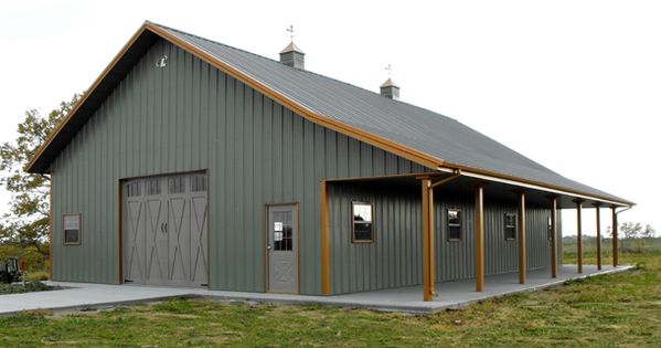 What do you think of this lester building lester for Metal barn homes texas